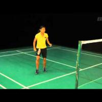 Coach Education Level 1 - Strokes - Forehand net shot - 18