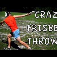 The Craziest Frisbee Throws