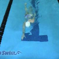 Swimming - Turns - Freestyle Flip Turn Step #4