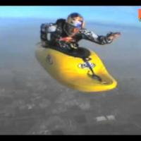 Skyaking: Skydiving With A Kayak!