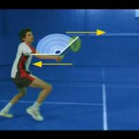 Badminton Technique - Forehand Net Lift