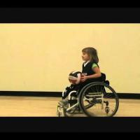 wheelchair basketball - Catching