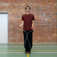 Rope Skipping Criss Cross