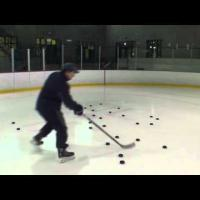 Another Variation on Stick Handling Drill and Exercise