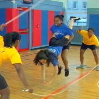 Double Dutch Jumping Routines