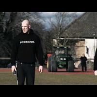' 1 On 1 Evasion' Rugby Training Drill