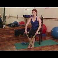 Exercise for Seniors : Back Strengthening Exercises That You Can Do in a Chair