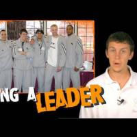 How to be a Leader on the Basketball Court