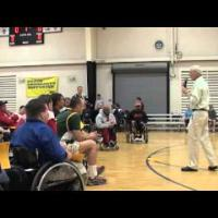 Wheelchair basketball - How to Press - Part 2