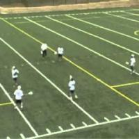 Triangle Passing Drill Lacrosse