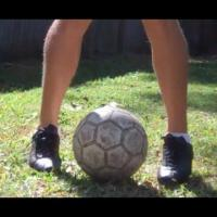 Soccer Tricks - The Chop Pick Up Trick