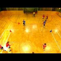 Basic Handball - Group Tactical Means - Parallel Thrust & Give and Go