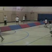 Grade One to Five Physical Education - Net/Wall Games