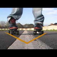 How to roller skate - Moving backwards