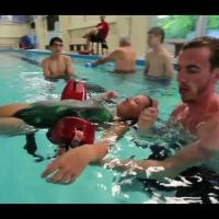 How to rescue unconscious drowning victims