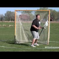 The Ultimate Guide to Youth Lacrosse - Goalie Stance