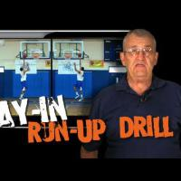 Lay-In Run-Up Drill (For PERFECT Layups!!!)