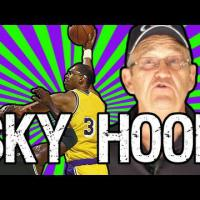 """SKY HOOK"" Basketball Shot!! DEADLIEST Shot in Basketball"