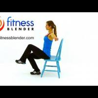 Low Impact Total Body Chair Workout