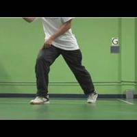 Basic Footwork for Badminton Beginners