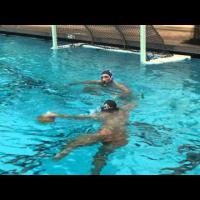Water Polo - Wrap Shot