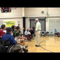 Wheelchair basketball - How to Press - Part 3