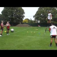 Lineout Throwing Drill