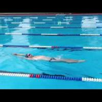 Breaststroke Drill - Knees Together