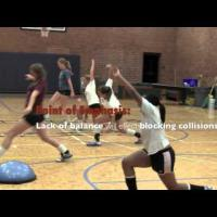 Volleyball Active Warm-up