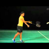Coach Education Level 1 - Strokes - Forehand low serve - 13
