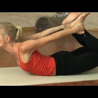 "Yoga Beginners Part 4- 5   ""A 10 min energizing practice"""