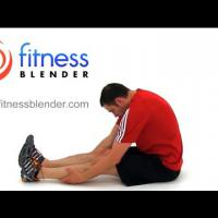 Lower Back Stretching Routine