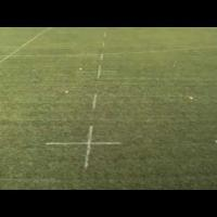 'Switch Pass Change' Rugby Training Drill