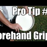 Pro Tip #2 | Forehand Grip