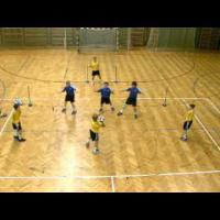 Basic Handball - Defensive Small Groups