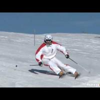 Learning to Ski: Carving skiing lesson