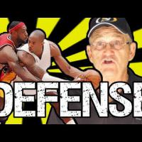 "SMOTHERING DEFENSE with the ""Belly Up & Mirror"""