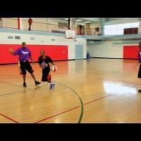 How to Play Basketball: Basketball Moves / Pick and Roll Play