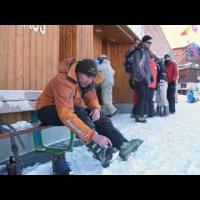 Ski Boots - How to put them on