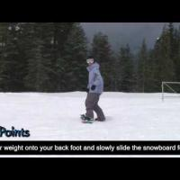 How to snowboard - Basic mobility