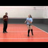 Developing Setter Footwork