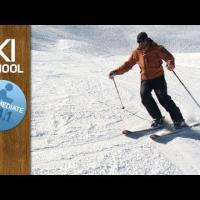 Intermediate Ski Lesson #4.1 - Turn Shape