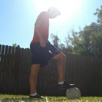 Soccer Tricks - Basic Soccer Juggling Pick Up