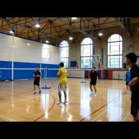 Badminton Chinese Footwork Conditioning [2 of 2]