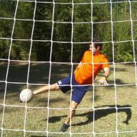 How to do a Soccer Volley