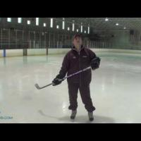 Give and Goes Hockey Passing Drill