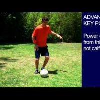 How to Pass A Soccer Ball