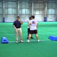Drills for Football - The Mirror Score Drill
