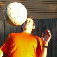 How to Chest a Soccer Ball