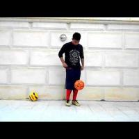 Bambini Soccer Trick For Beginners(Tutorial) :: Freestyle Football